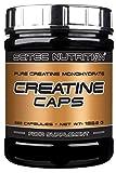 Scitec Nutrition Creatine Caps, 250 Capsule - 1 x 193.8 g