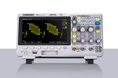 Preisvergleich Produktbild Siglent SDS1202X Super Phosphor Oscilloscope Datasheet