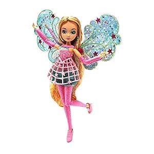 Giochi Preziosi Winx Magic Cosmix Fairy Flora con alas holográficas