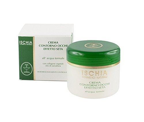 Effte Soie Crème contour des yeux avec de l'eau thermique - Ischia