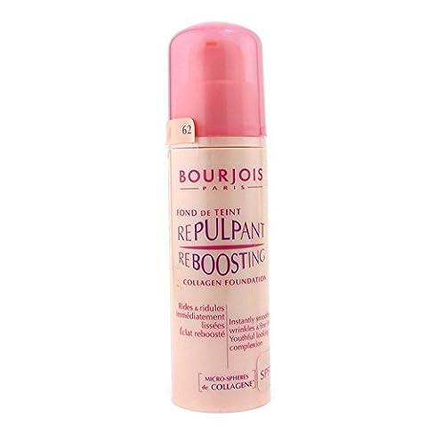 Bourjois - Reboosting Collagen Foundation SPF12 - No. 62 Rose Peau - 30ml/1oz by Bourjois