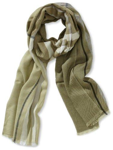 hüftgold Unisex - Erwachsene Schal Dimitri / 20713045, Gr. one size, Mehrfarbig (burnt khaki)