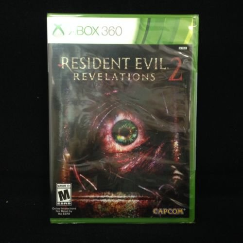 Resident Evil Revelations 2 (Xbox 360) / Brand New / Sealed /