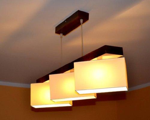 Lampadario Lampada a sospensione Milano m3H Mix lampada 3luci diverse varianti moderno crema