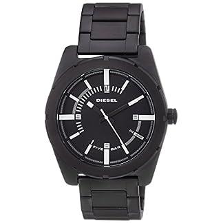 Diesel Chronograph Analog Black Dial Men's Watch – DZ1596