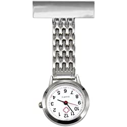 Fabulous and Stylish Nurses Fob Watch by Nurse watch