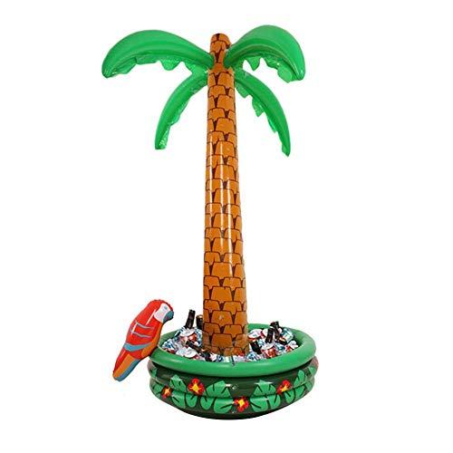 sbare kühle Bar der Palme, Partei-Kühler-Eiskübel für Getränk-Getränkefestival-Tätigkeiten BBQ-Picknick-Pool-Partei liefert Buffet-Kühler ()