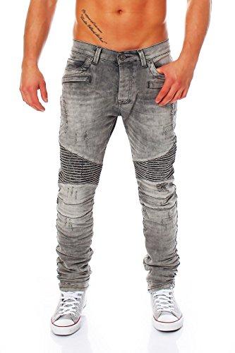 Redbridge -  Jeans  - Vintage - Uomo Grigio
