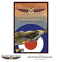 Blood Red Skies Warlord Games, RAF Expansion Pack