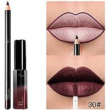 Suchergebnis Auf Amazon De Fur Dunkellila Lippenstift Matt