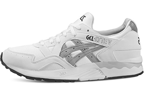 asics-gel-lyte-v-mens-leather-trainers-white-grey-39-eu