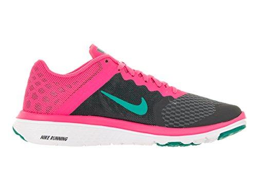 Nike 807145-011, Scarpe da Trail Running Donna Grigio
