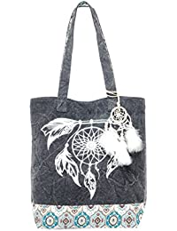 The House Of Tara Canvas Tote