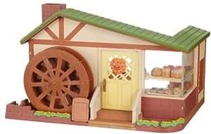 Me 52 boulangerie roue hydraulique de la for?t pour les familles Sylvanian (japon importation)