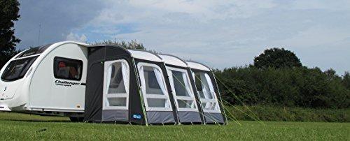 Kampa rally pro 390 series 2 - tenda/veranda per roulotte, modello: mpn ce740509