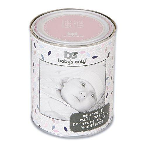 Preisvergleich Produktbild Baby's Only 989521 Wandfarbe Baby rosa 1 Liter