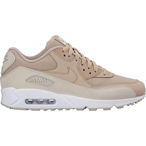 Nike Air Max 90 Essential, Chaussures de running homme Beige (Desert Sandsandwhite 087)