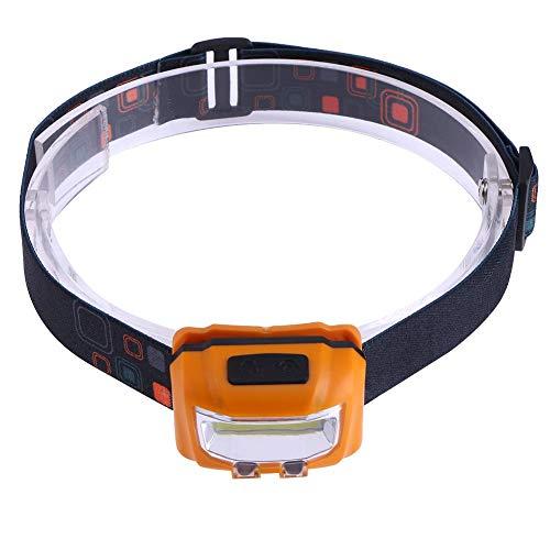 Starnearby USB Wiederaufladbare LED Stirnlampe Kopflampe, Sehr hell, wasserdicht, leicht und bequem, Perfekt fürs Joggen, Gehen, Campen, Lesen, Laufen, für Kinder und mehr, inklusive USB Kabel