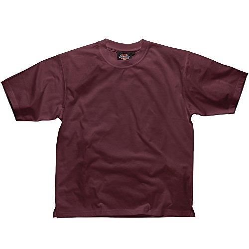 Dickies SH34225 BY 3XL T-Shirt bordeaux/rot