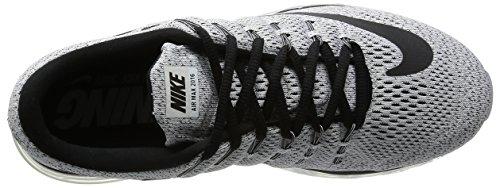 Nike Air Max, Scarpe da Corsa Uomo Bianco (Bianco (white/black)) (nero)