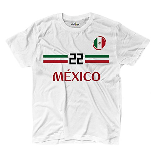 KiarenzaFD Camiseta Camiseta Fútbol 2Selección