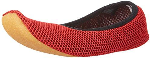 Sapatos Ginástica Airbecks Vermelhos Beck 07 Crianças Unissex 4SHWqg