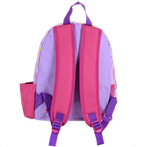 Image of Care Bears Children's  Best Friend Backpack, 33 cm, 5 Liters, Purple