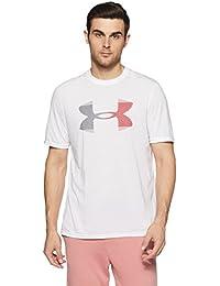 Under Armour Threadborne Logo Men's Round Neck T-Shirt