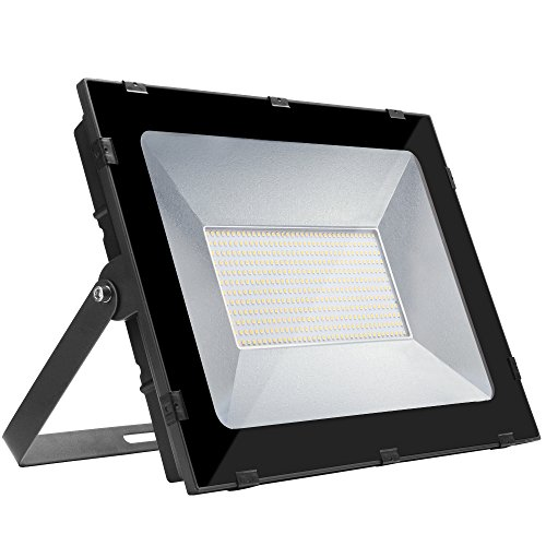 Yuanline Focos LED Exterior Blanco Cálido 200W 20000LM