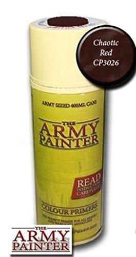 Preisvergleich Produktbild Army Painter Primer: Chaotic Red
