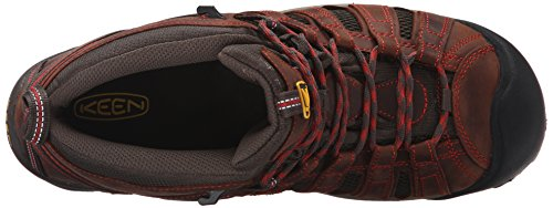 Keen Chaussures Voyageur Mid pour hommes Barley/Bossa Nova