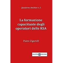 La formazione capacitante degli operatori delle RSA