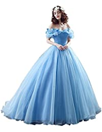 Cinderella kleid damen amazon