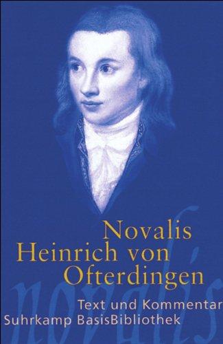 Heinrich von Ofterdingen (Suhrkamp BasisBibliothek)