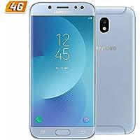 Samsung J530 Galaxy J 5 Smartphone, Marchio Tim, 16 GB, Argento/Blu [Italia]