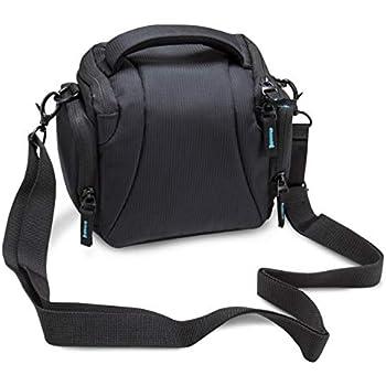 Camera Case Bag for Nikon CoolPix L330 L340 L840 P610 B500 Bridge Camera Black