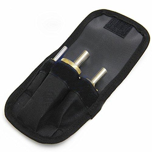 etbotu 3/Set Sechskant Griff Stufenbohrer Bit Spiralbohrer Stahl Platte Tapper Werkzeug Set Nylon Cloth Bag