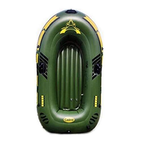 Mysida Inflatable Boat Set di Kayak for gommone con Remi e Pompa, 2 Persone, 70,9'X 39,4