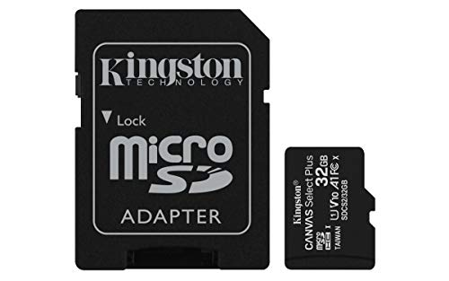 Kingston Canvas Select Plus Tarjeta microSD