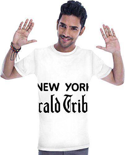New York Herald Tribune T-shirt XX-Large