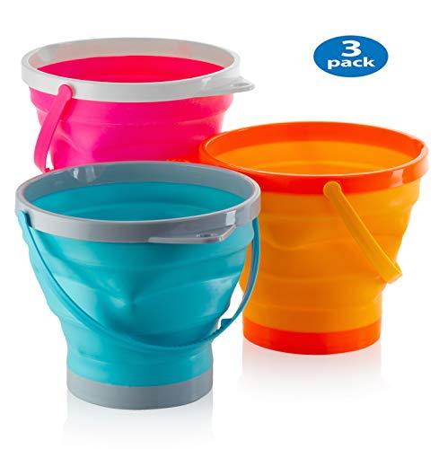 Top Race 5L Buckets Spielzeug, Vary, 5 l