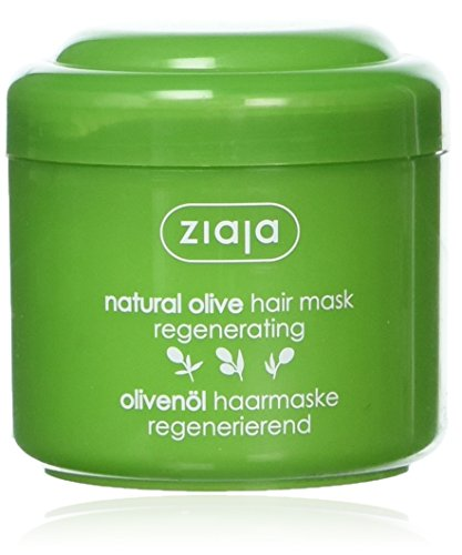 ziaja aceite de oliva pelo de máscara, 200ml