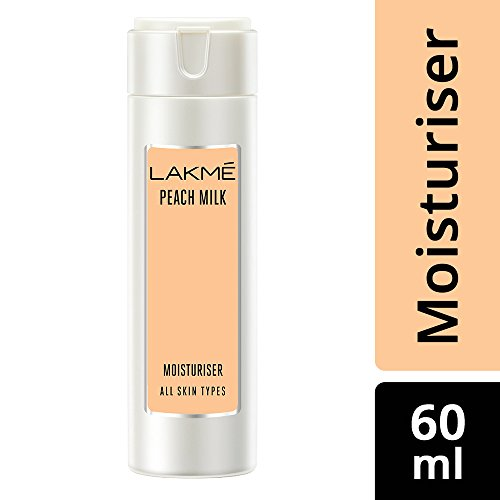 Lakme Peach Milk Moisturizer Body Lotion 60ml
