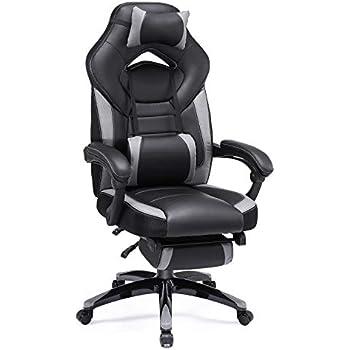 Stuhl mit Kopflehne