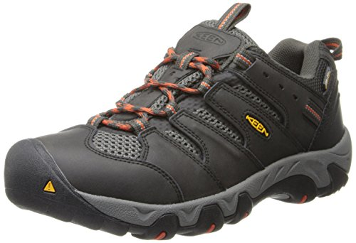 keen-koven-wp-men-low-rise-hiking-shoes-black-raven-red-clay-10-uk-44-1-2-eu