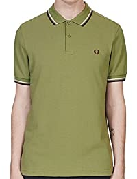 Fred Perry - Polo - Homme vert Green