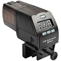 NICREW Acuario Alimentador Automático de Peces