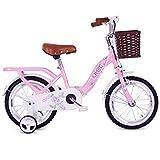 Vélos pour Enfants, vélo pour Enfants 2-10 Ans, Tricycle à pédale Fille, Cadre en...