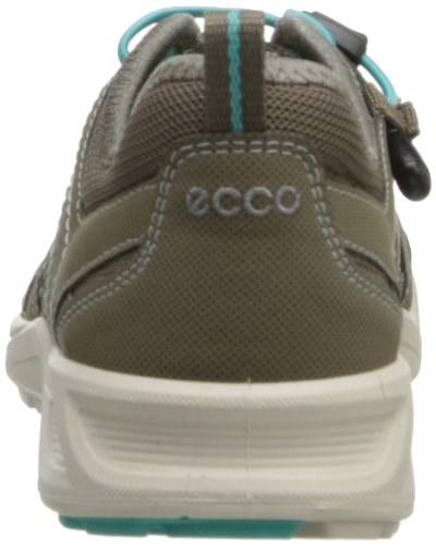 Ecco  ECCO TERRACRUISE, Chaussures Multisport Outdoor femme Braun (WARMGREY/DARKCLAY/TURQUOISE 58440)