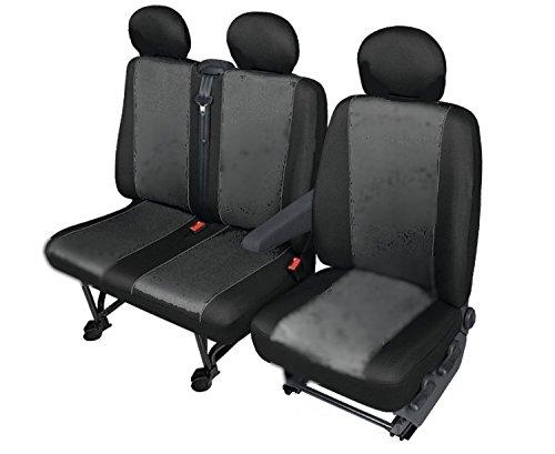 Gebraucht, Sitzbezüge - Passgenau PT5001 ECO-Velours mit Polstermaterial gebraucht kaufen  Wird an jeden Ort in Deutschland